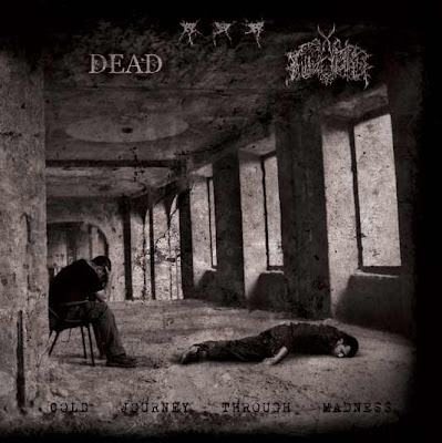 ... & Dead & Vidharr - Cold Journey Through Madness (Split, 2011)