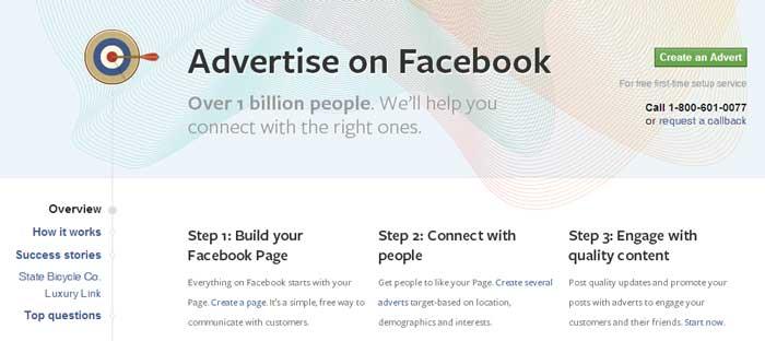 Cara Menambah Like Fanpage Facebook dengan Facebook Ads