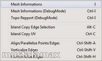 شرح برنامج Unfold 3d الجزء الثالث