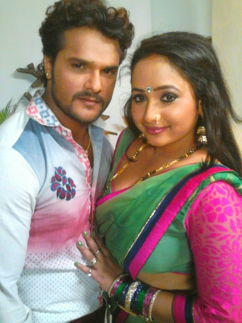 "Rani Chatterjee and Khesari lal Yadav back in ""Jaanam"""