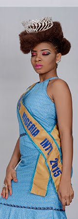 MISS NIGERIA INTERNATIONAL 2015