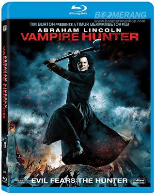 Abraham Lincoln Chasseur de Vampires [Blu-Ray 1080p l MULTILANGUES][UL]