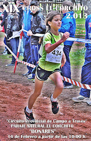 XIX CROSS EL CORCHITO