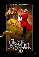 cirque du soleil worlds away 3d new poster 4