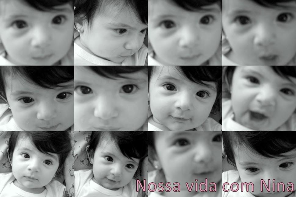Nossa vida com Nina