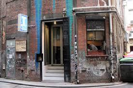 Bar Americano, Presgrave Place, Melbourne