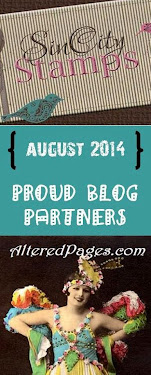 Proud Partners Sin City Stamps