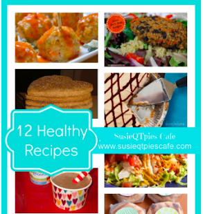 Top 12 Healthier Recipes