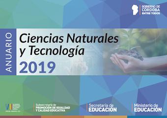 Anuario Ciencias Naturales y Tecnología 2019