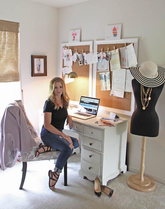 rebecca minkoff sandals, AG jeans, eugenia kim hat, julie vos jewelry