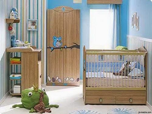 Une Photos chambre bébé garçon