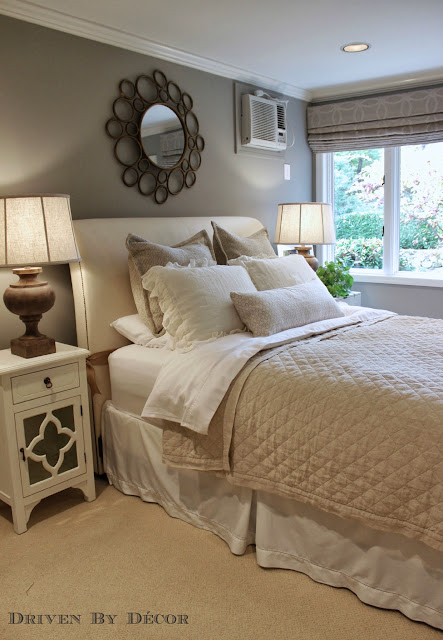 Guest room makeover the reveal driven by decor for Decorating spare bedroom ideas