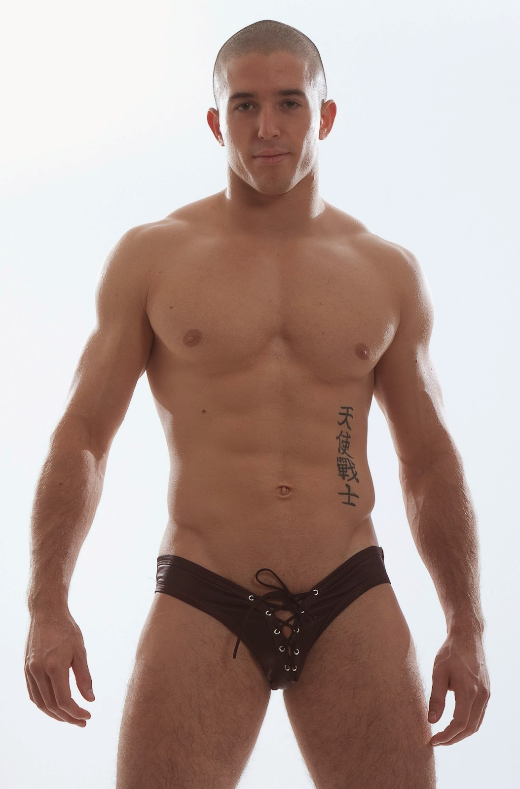 GBGB Wear Josh Bikini Mens Underwear Model