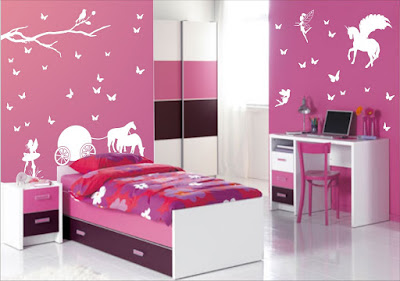 Dream Teens Rooms  - cover