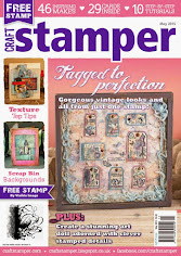 Published in Craft Stamper May 2015