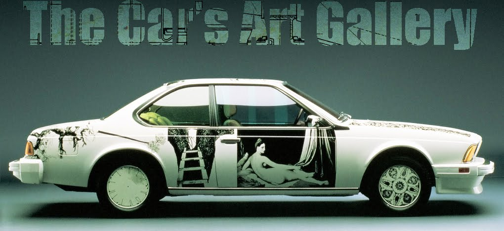 The Car's Art Gallery