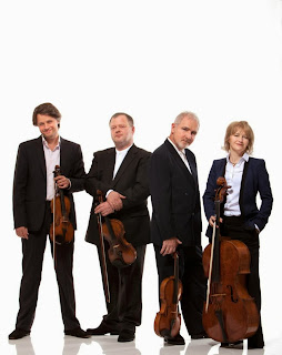 Brodsky Quartet - Picture credit: Eric Richmond