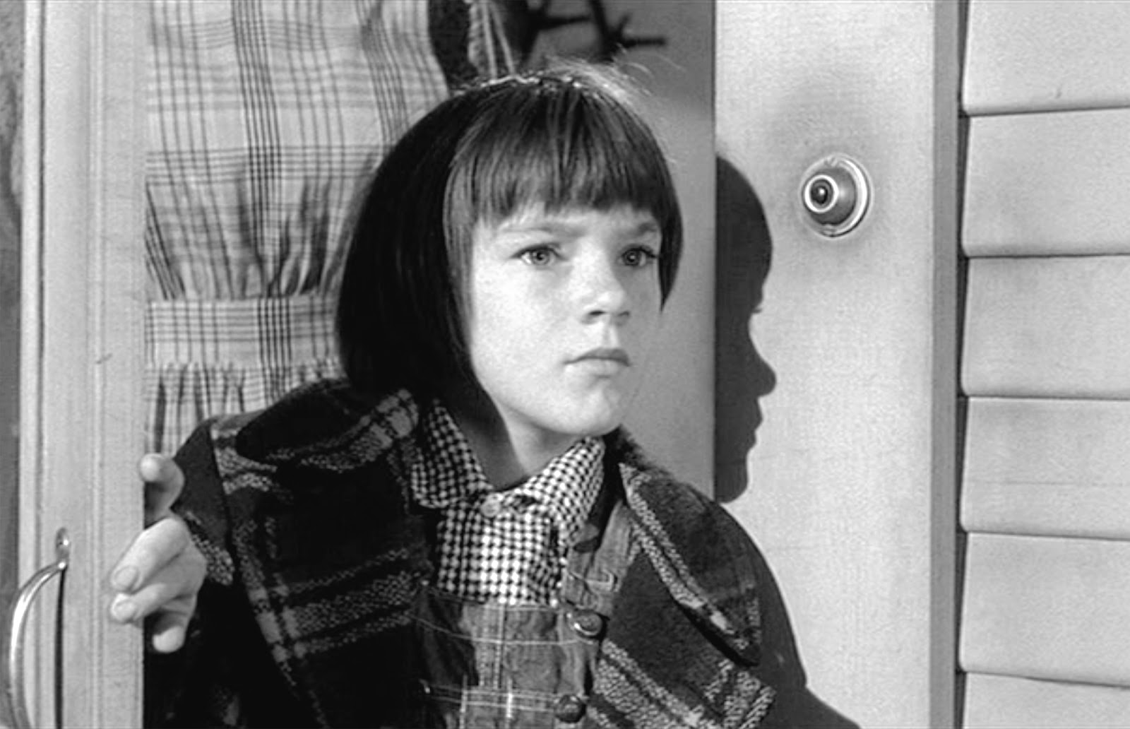 Mary badham as scout the 1963 film of to kill a mockingbird