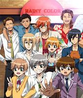 ver anime Ame-iro Cocoa: Rainy Color e Youkoso! Capitulo 1
