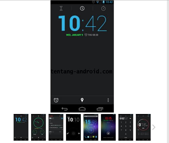 Download Jam JB Untuk Galaxy Y S5360