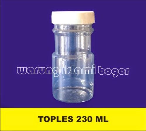 Jual Botol Toples Plastik Permen