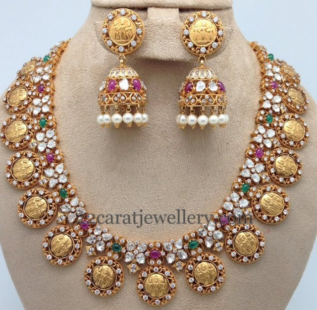Ram Leela Short Necklace