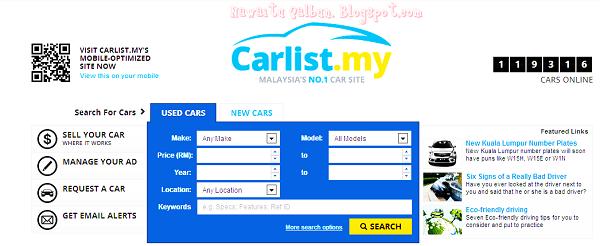 beli kereta macam saya ni, apa kata cuba tengok Senarai Harga Kereta