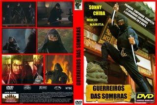 GUERREIROS DAS SOMBRAS - PRIMEIRA TEMPORADA COMPLETA  ( 1980 )