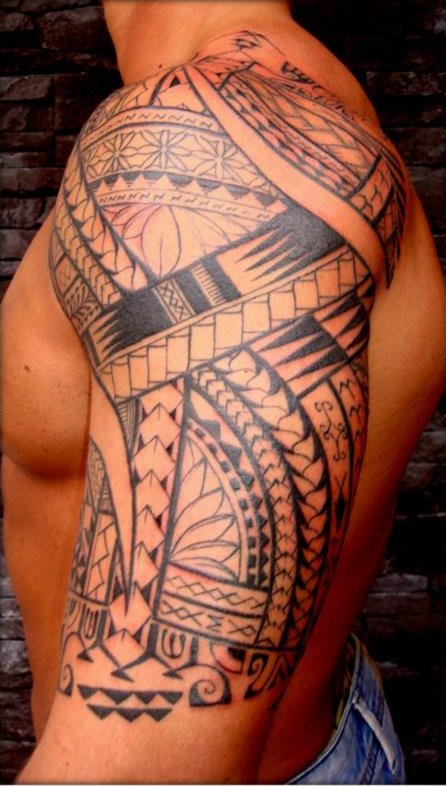 tattoos for girls tribal tattoos for men shoulder and arm. Black Bedroom Furniture Sets. Home Design Ideas