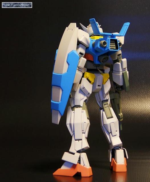 High Grade Gundam AGE