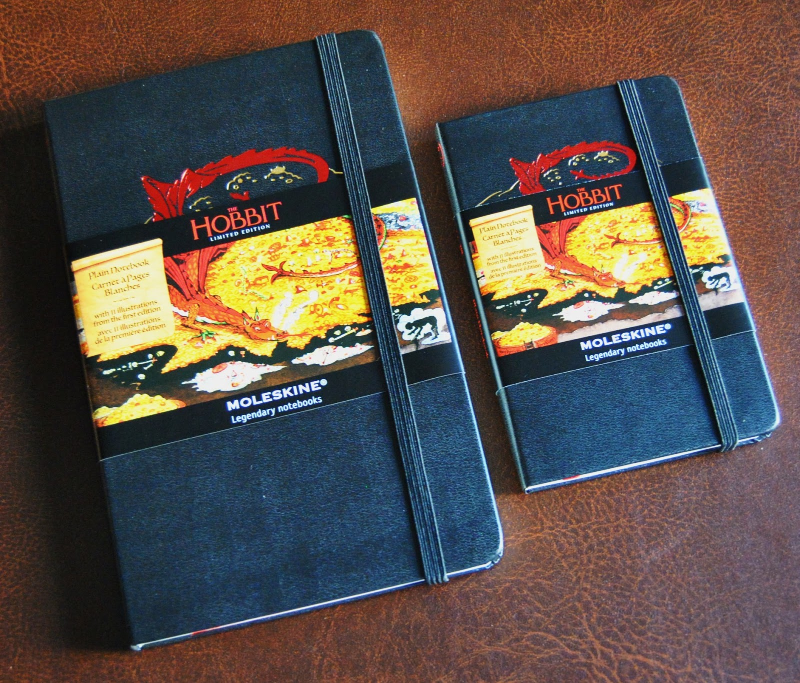 Tolkien collection la nuova serie moleskine dedicata a for Porta hobbit