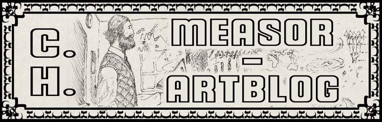 C.H.Measor - Art Blog