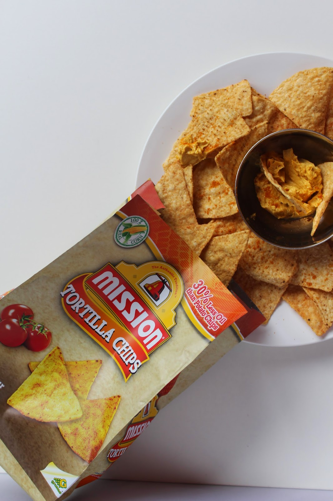 party snacks and dippings