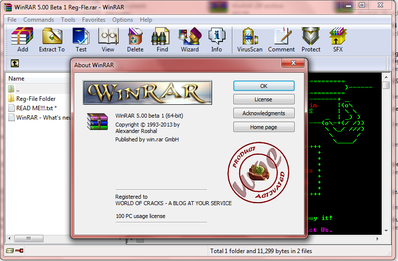 Winrar 500 final version 32 bit