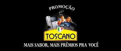 Promoção Toscano 40 anos