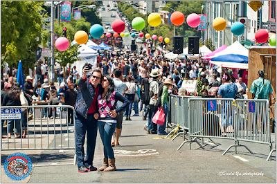nihonmachi street fair in san francisco