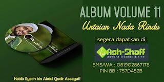 Album terbaru habib Syech