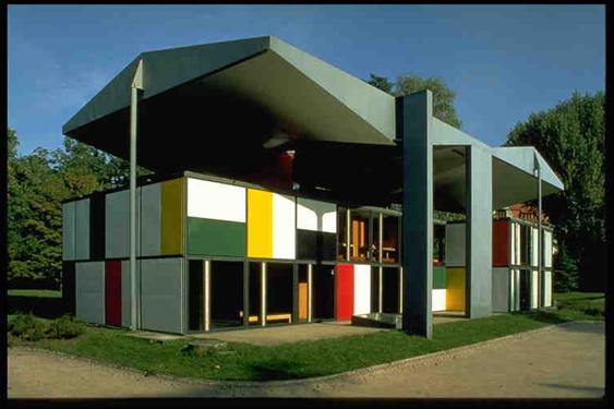 modernismo primeira metade do s culo xx le corbusier. Black Bedroom Furniture Sets. Home Design Ideas