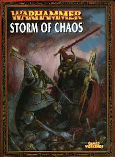 Games Workshops Storm of Chaos book
