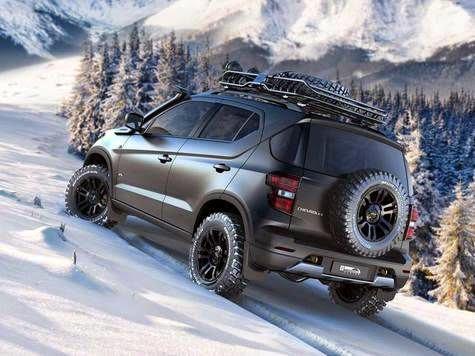 SUV Terbaru Chevrolet