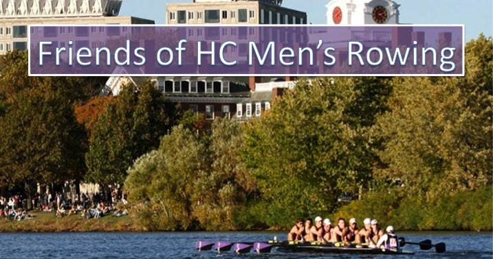 <center>Friends of HC Men&#39;s Rowing</center>