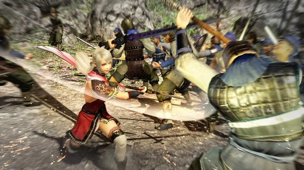 Gamegokil Dynasty Warriors 8 Empires
