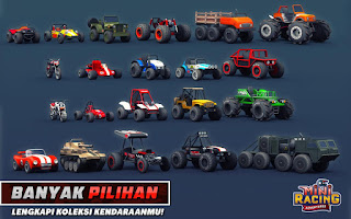 ini Racing Adventures v1.6.1 Apk [Mod Money]