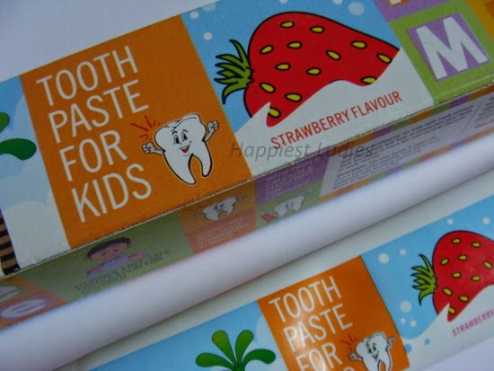 Mee Mee Toothpaste for Kids Strawberry