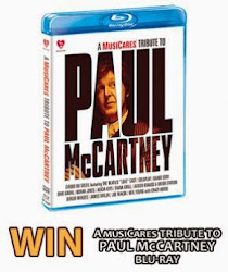 'A MusiCares Tribute to Paul McCartney' Blu-ray Giveaway via The Movie Network!