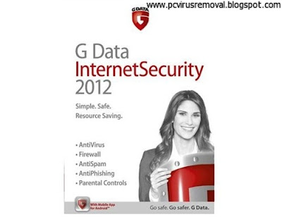 G Data Internet Security 2012 review