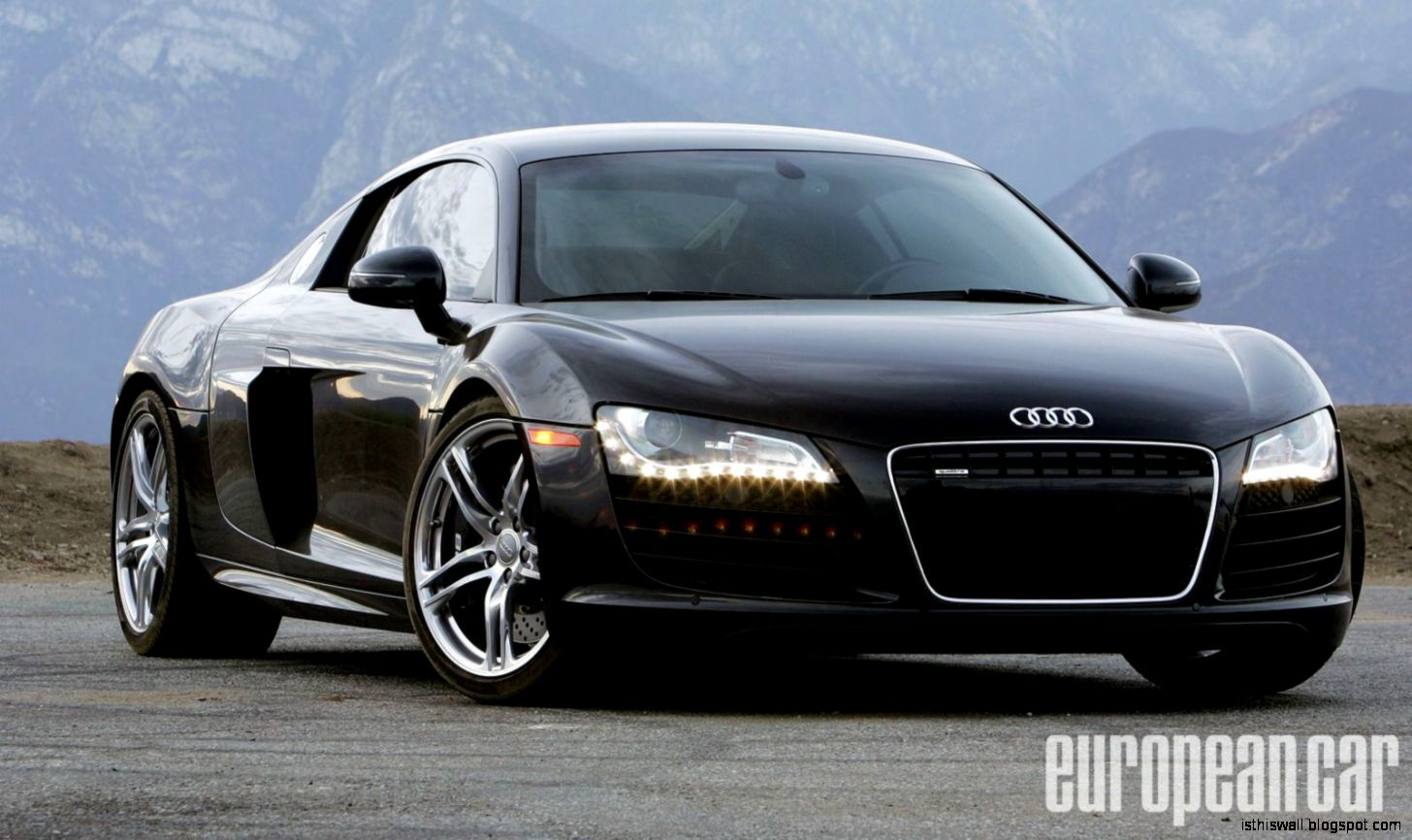 Twin Turbo Heffner Audi R8  VFE Supercharged Audi R8   European