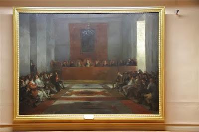 La Junta de Filipinas de Francisco de Goya. Blog Esteban Capdevila