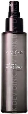 Płyn utrwalającego makijaż AVON