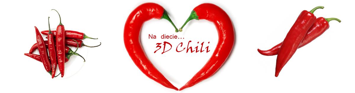 Na diecie 3d Chili